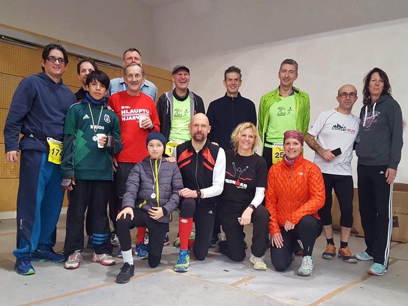 BELC stellt ein starkes Team für den Silvesterlauf