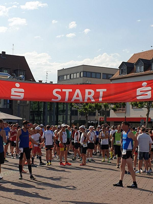 Start in Hanau